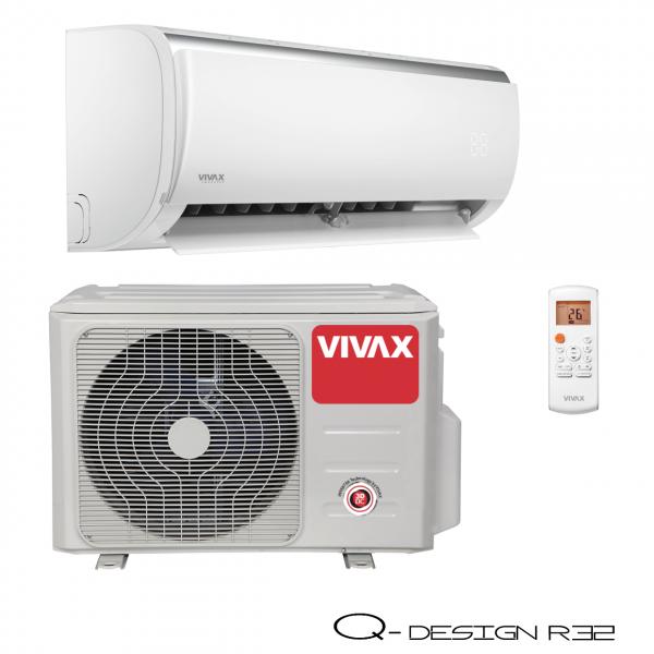 Vivax ACP-09CH25AEQI ( 50% popusta na ugradnju)
