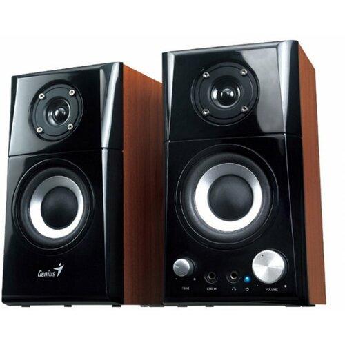 Zvučnici 2.0 Genius SP-HF500A II Drvo 14W
