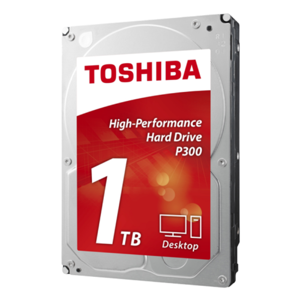 Hard disk 1TB SATA3 Toshiba 64MB HDWD110UZSVA P300