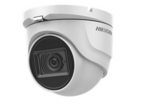 DS-2CE76H0T-ITMFS 2.8mm 5 MP kamera sa mikrofonom