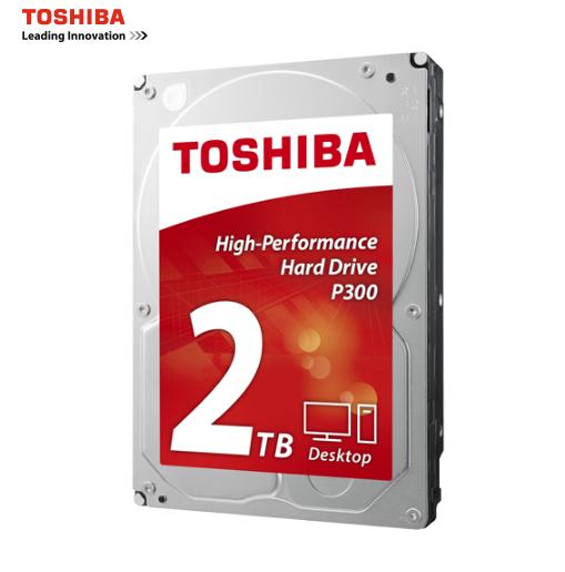 Hard disk 2TB SATA3 Toshiba 64MB HDWD120UZSVA P300